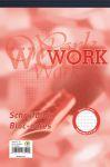 Work schrijfblok, ft A5, 70 g/m², 100 ve