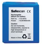 Safescan LB-105 Battery
