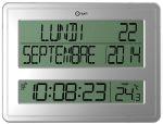 Orium by CEP digitale radiogestuurde klo