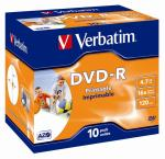 Verbatim DVD recordable printable DVD-R,