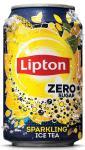 Lipton Ice Tea Ice Tea Zero, blikje33 cl