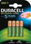 Duracell pre-charge AAA batt ds4 800mah