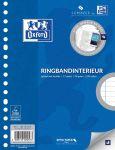 Work ringbandinterieur A5, 17 gatenmet k