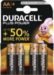 Duracell batterijen Plus Power AA,bliste
