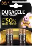 Duracell batterijen Plus Power AAA,blist