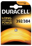 Duracell knoopcel 392/384, op blister
