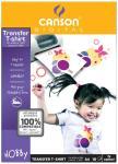 Canson T-shirt transfer papier A4 10 vel