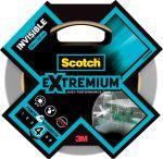 Scotch krachtige tape Extremium Invisibl