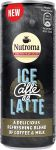 Nutroma Ice Caffè Latte, blik van 25 cl,
