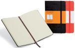 Moleskine notitieboek, 13 x 21 cm,gelijn