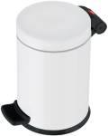 Hailo pedaalemmer voor sanitair, 4L, wit