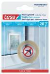 Tesa Powerbond montagetape Transparant,