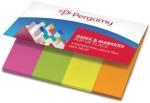Pergamy Index & papieren markeerstroken,