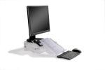 Bakker Elkhuizen monitorstandaard Q-desk