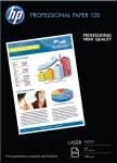 HP Professional fotopapier ft A4, 120 g,