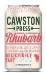Cawston Press frisdrank Rhubarb, blikje