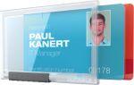 Durable Pushbox Duo transparant, pak met