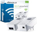 Devolo dLAN 550+ WiFi Starter Kit powerl