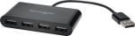 Kensington USB 2.0 4-Poort Hub Mini