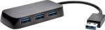 Kensington UH4000 USB 3.0 4-Poort Hub