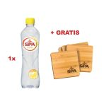 Actie 1xSpa Touch of lemon +1xGRATIS hou