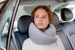 Ostrichpillow Go, premium neck travel pillow,dreamtastic
