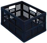 Really Useful Boxes klapbox 32 liter, zw