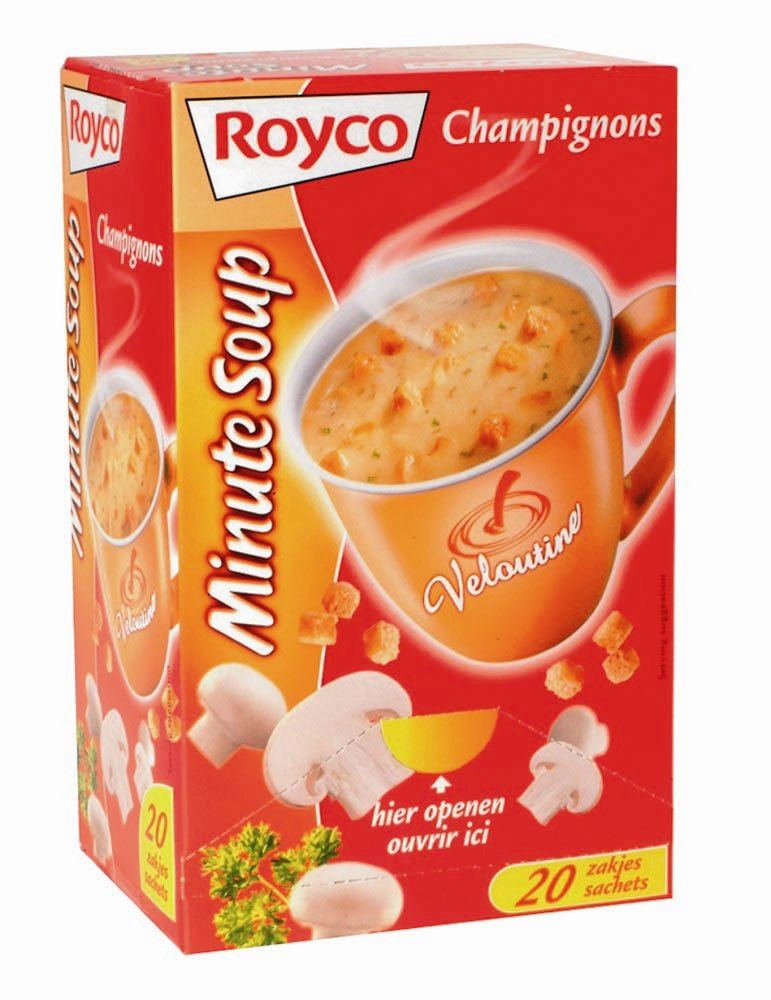 royco minute soup champignons dbs office supplies