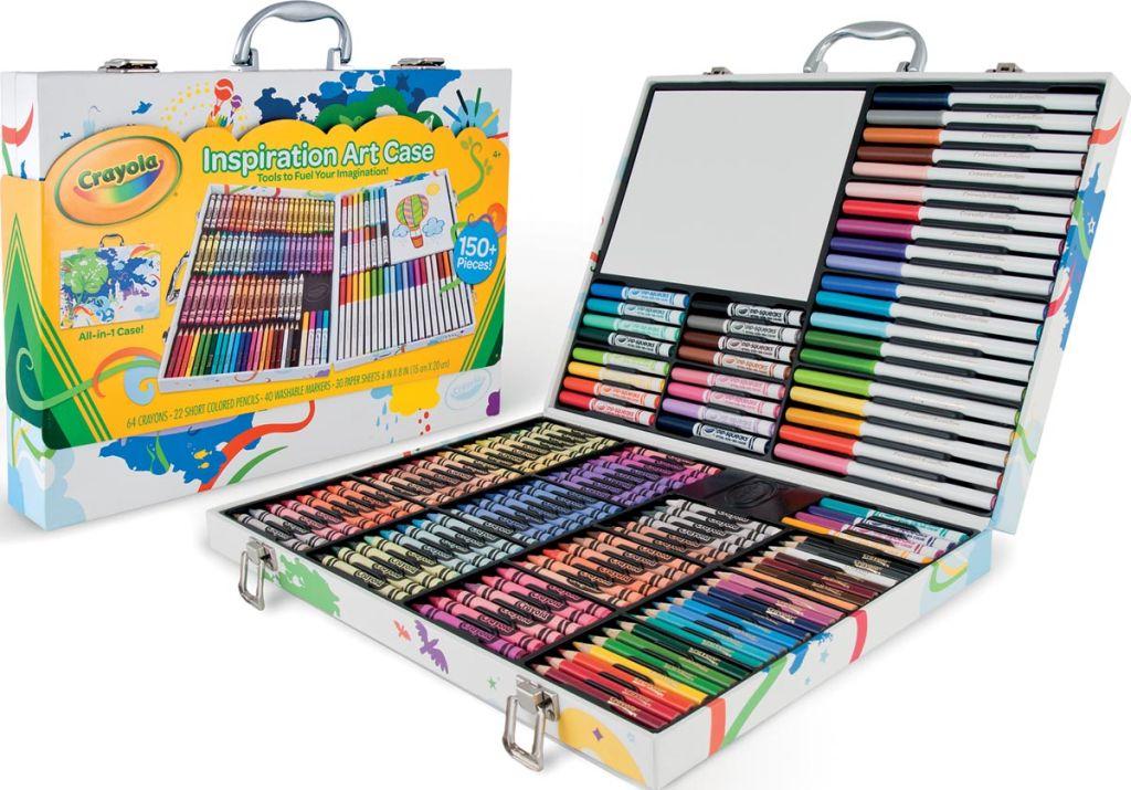 crayola coffret de coloriage inspiration
